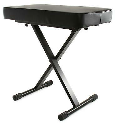 Roland Expression + On-Stage Deluxe Bench