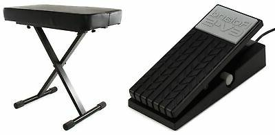 roland ev 5 expression pedal on stage