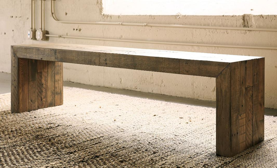 Rustic Farmhouse Reclaimed Distressed Seating