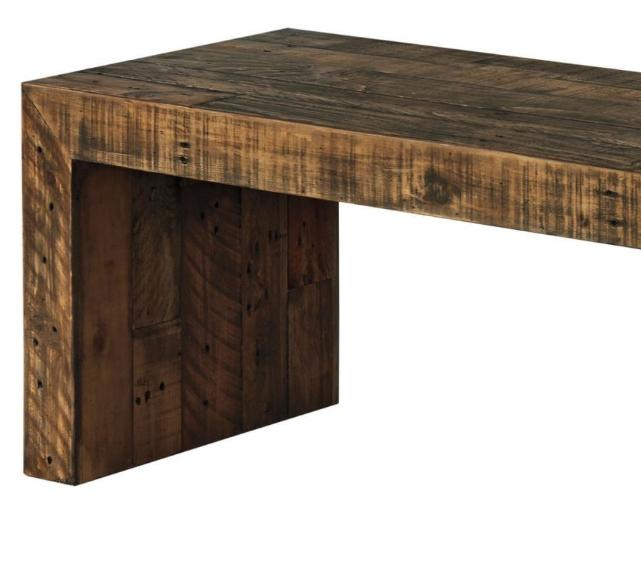 Rustic Farmhouse Dining Reclaimed Wood Distressed Kitchen