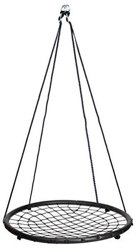 Sorbus Spinner – Kids Indoor/Outdoor Swing for Tree, Set, Backyard, Playground, Playroom Accessories Included