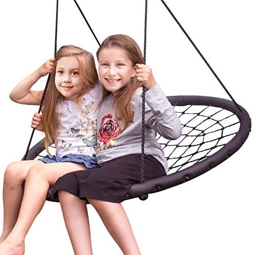Sorbus Swing – Kids Swing Tree, Set, Playground, Accessories Included