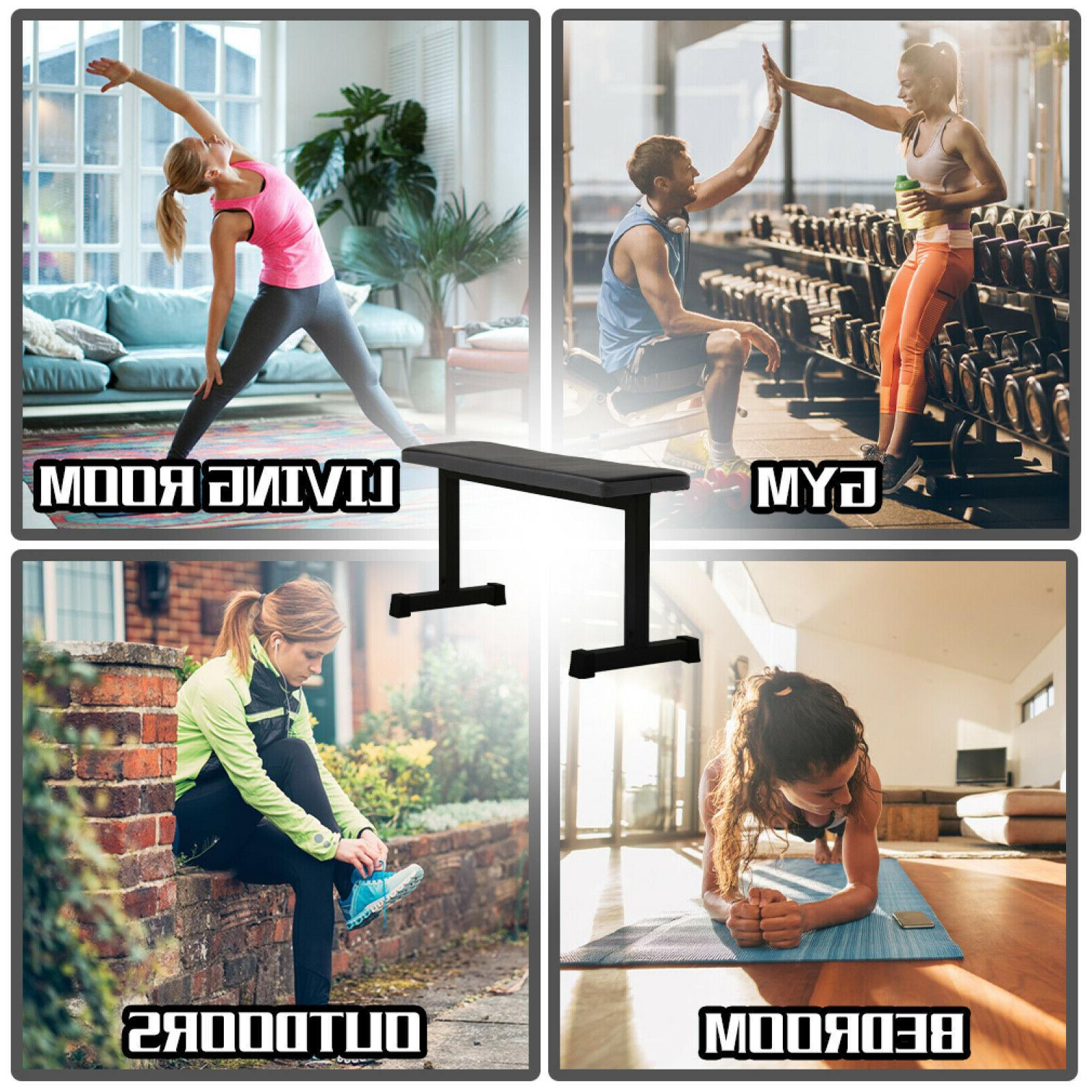 Strength Weight Fitness Home Exercise