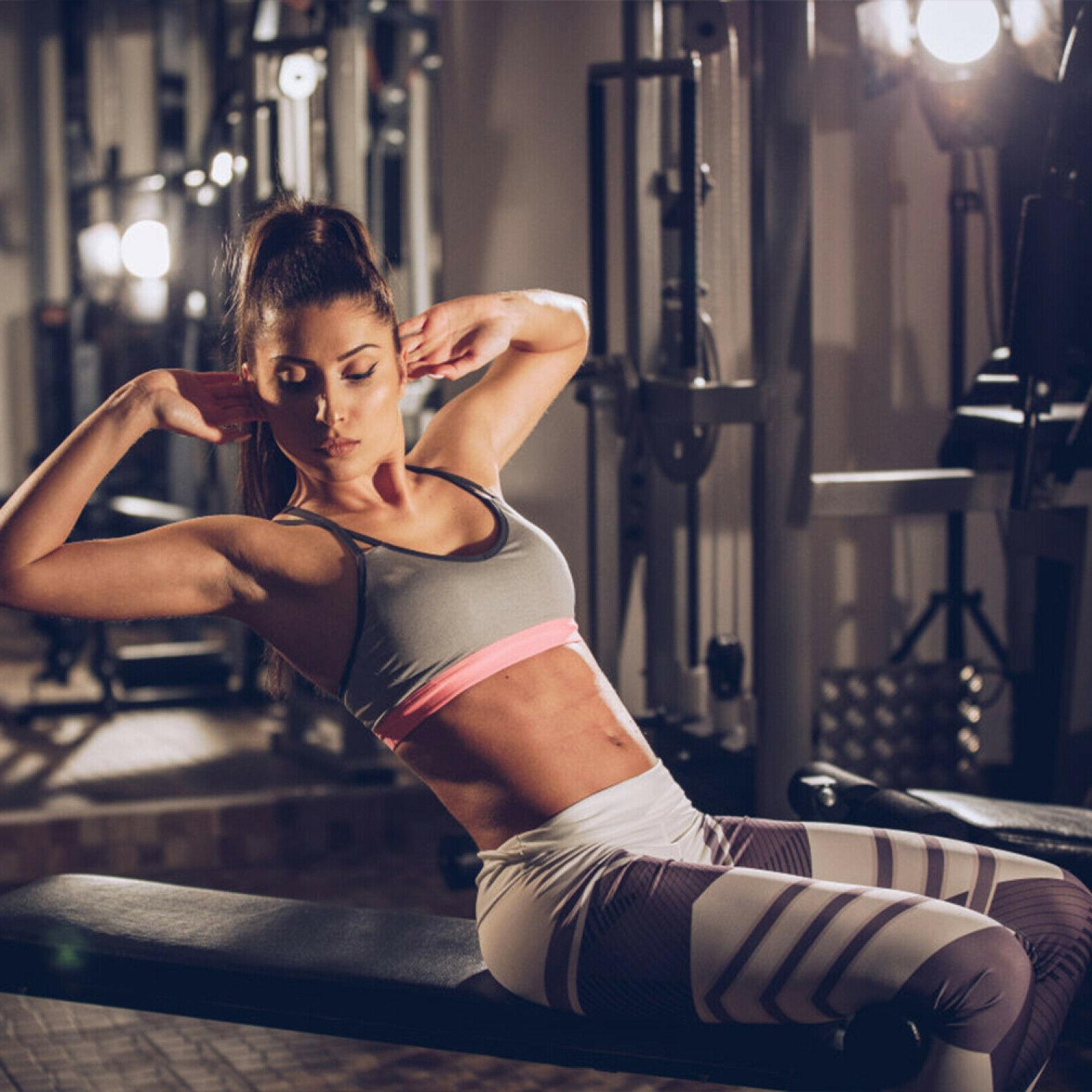 Strength Weight Lifting Gym Fitness Home Exercise