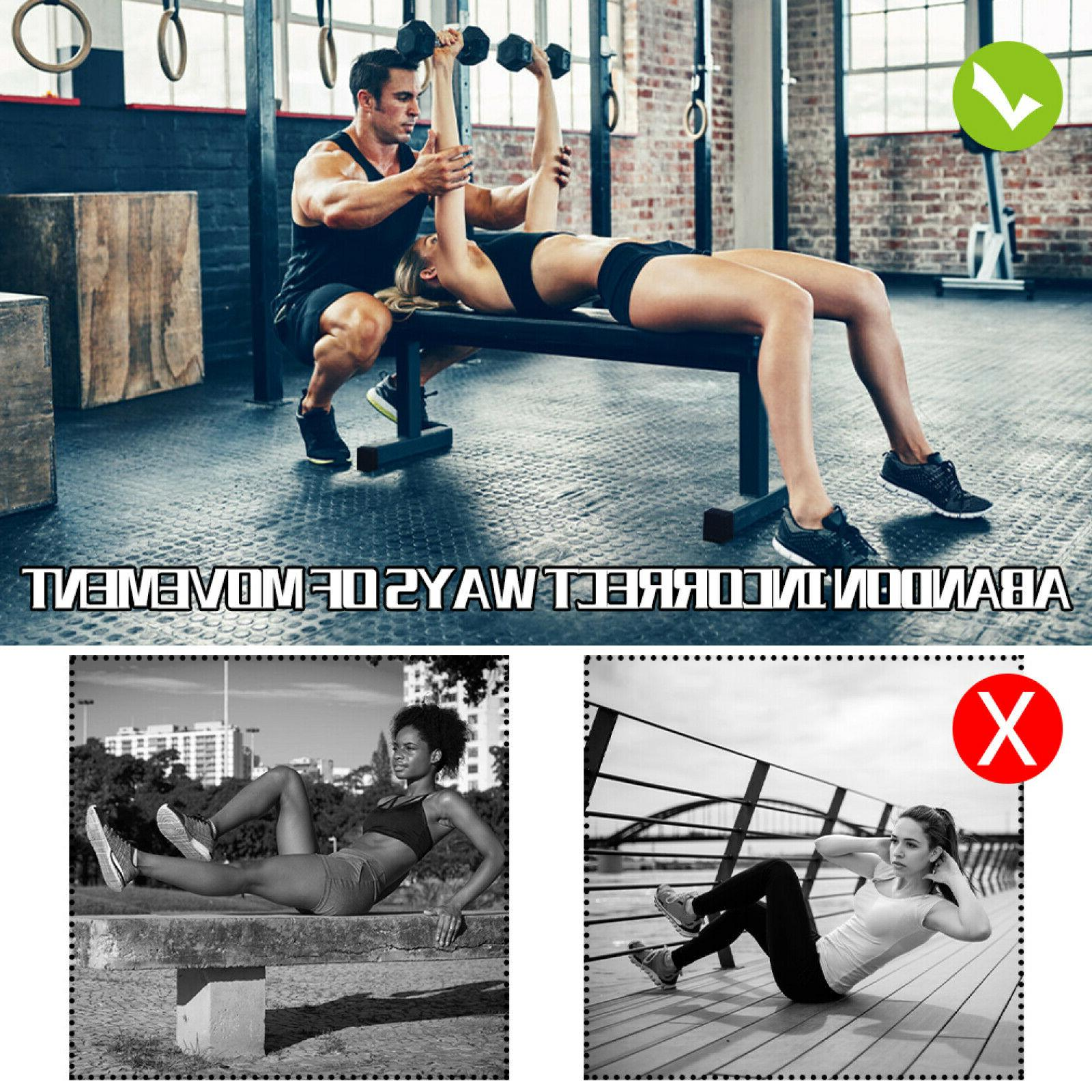 Strength Flat Weight Lifting Fitness GYM Home Exercise