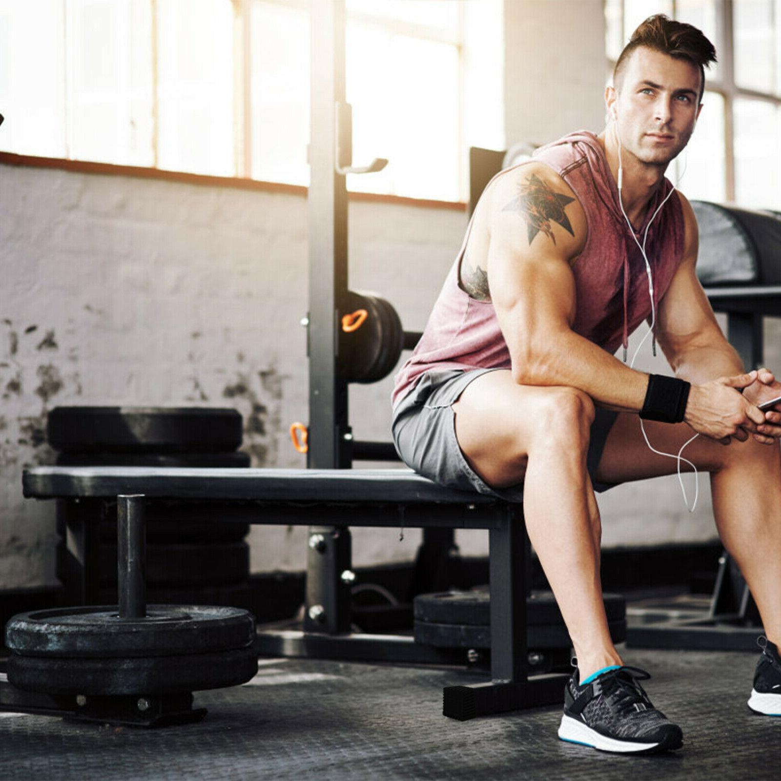 Strength Flat Weight Lifting Gym Workout Fitness Exercise