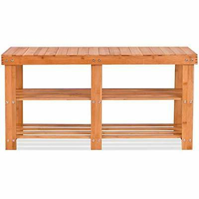 Two Rack Bamboo For