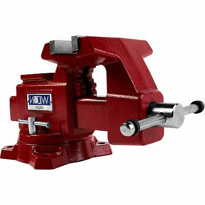 utility vise 5 1 2in jaw width