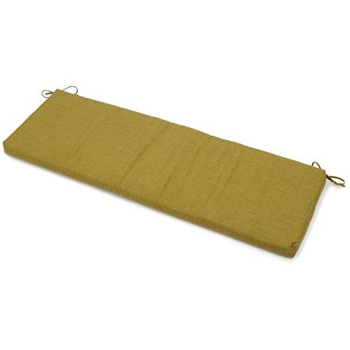 weather uv resistant bench cushion
