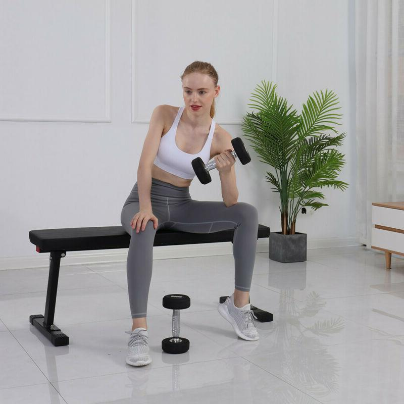 Sit Up Weight Vinyl Seats Home Fitness US