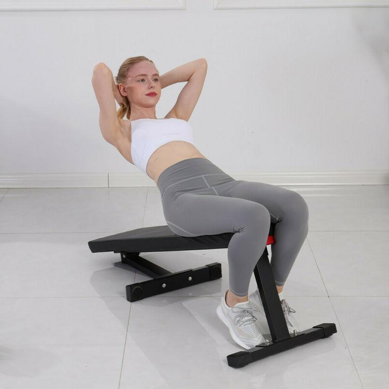 Foldable Adjustable Abdominal Gym Exercise