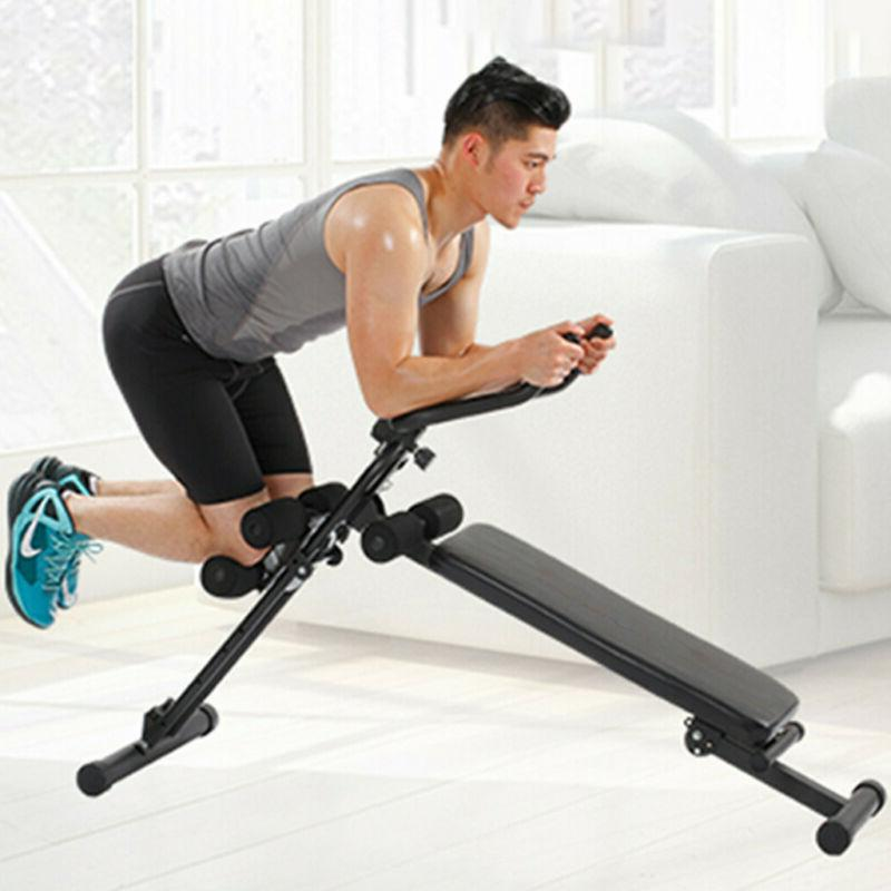 Bench Weight Incline Training