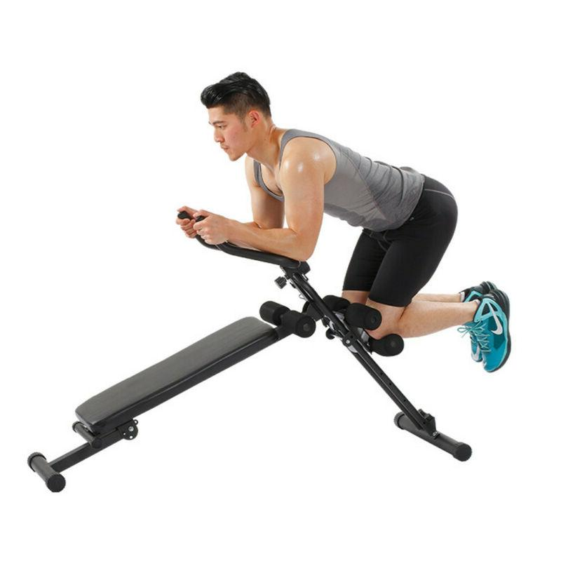 Weight Bench Incline Exercise Training