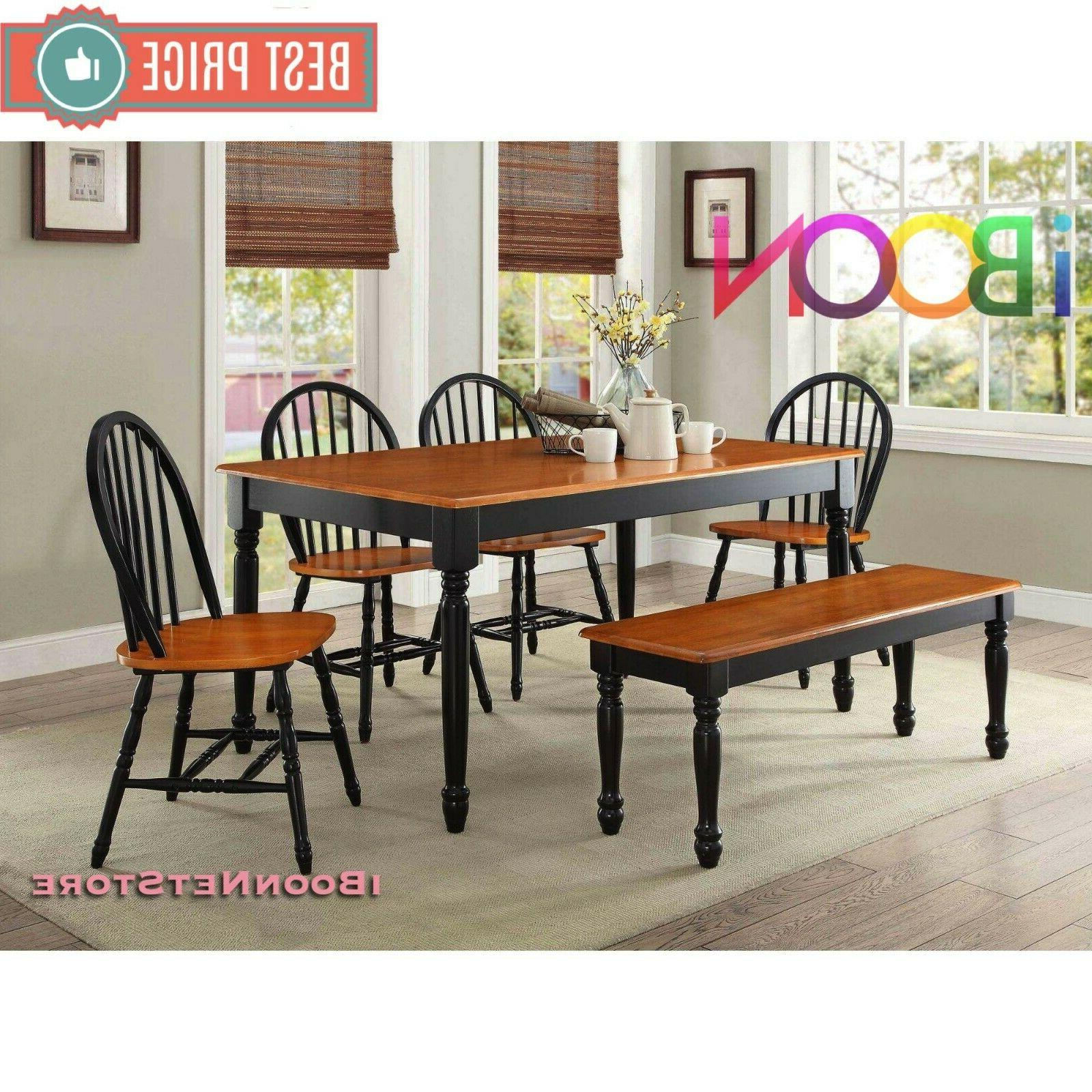 Wood Dinning Table Seat Home Dining Room Color Seat