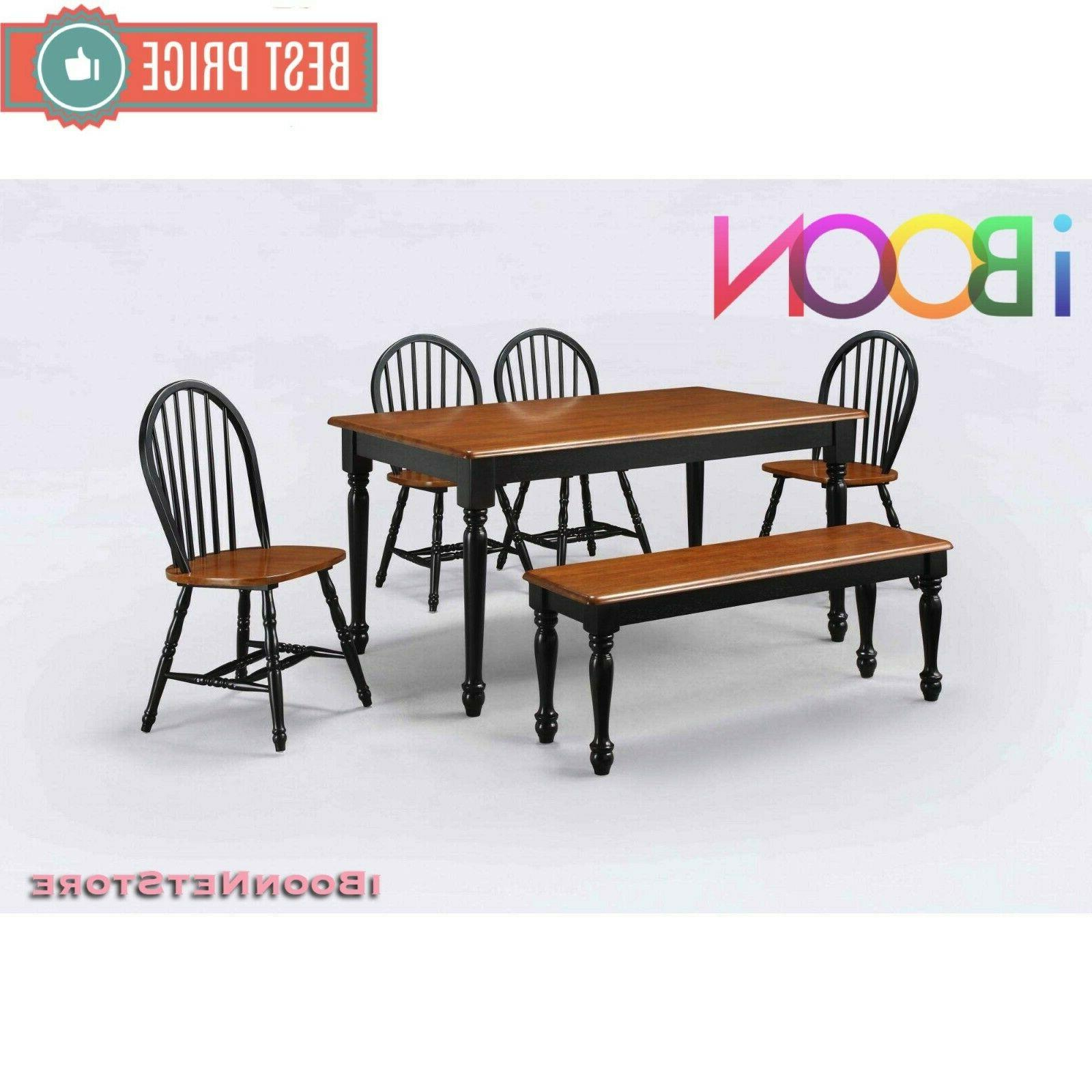 Wood Seat Room Black Oak Color Seat