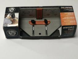 New in Package Bench Dog Crown Cut Crown Molding Cutting Jig