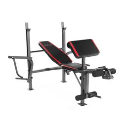 NEW CAP Strength Weight Bench Press with Butterfly and Preac