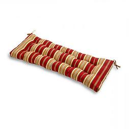 Patio Bench Cushion Seat Padding Outdoor Porch Swing Pillow