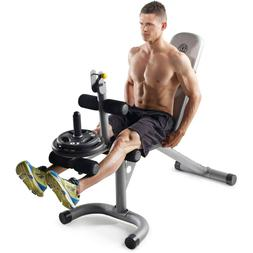 Personal Home Fitness Gym Bench Exercising Legs Arms Dynamic
