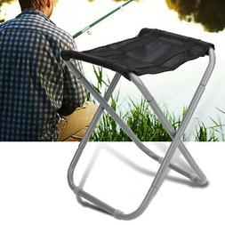 Portable Outdoor Folding Stool Camping Fishing Picnic Chair