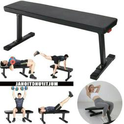 Foldable Adjustable Sit Up Abdominal Bench Press Weight Gym