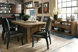 Ashley Furniture Sommerford 7 Piece Dining Room Table Set