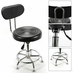 Swivel Chair Garage Adjustable Height Seat Salon Chair Work