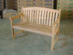"""Teak Bench - 48""""/120cm - perfect for your dining table -  ga"""