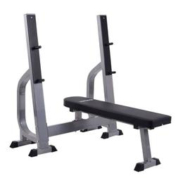 Weight Lifting Flat Bench Fitness Workout Sit Up Board Home