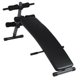 Weight Workout Adjustable Folding Sit ups Bench Strength Tra