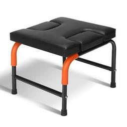 Yoga Inversion Headstand Bench Stand Chair Fitness Props PU